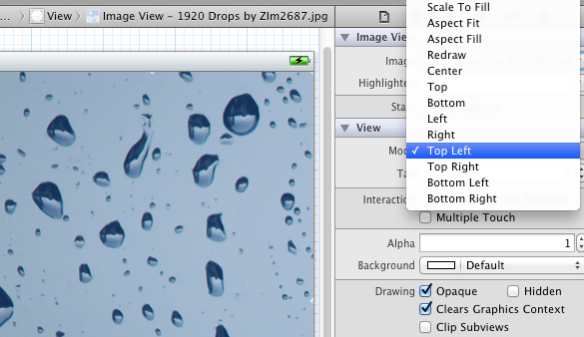 How to display image on iPhone using UIImageView and