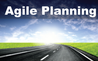 Agile planning titlepage