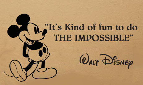 The Quotable Walt Disney | The Agile Warrior