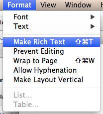 make-plane-text