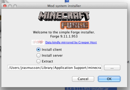 minecraft-forge-install-client