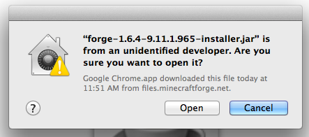 How to install minecraft forge for mac | The Agile Warrior