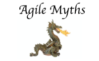 Agile myths titlepage