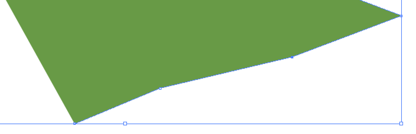 Drawing Smooth Lines In Illustrator : How to add curves a straight line in illustrator the