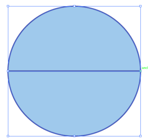 cut-circle-illustartor