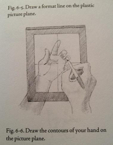 drawing-through-sheet