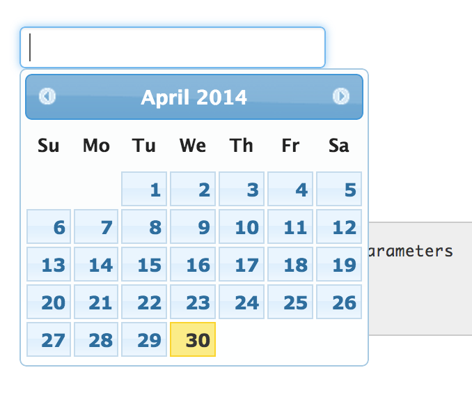 Top 12 Jquery Ui Datepicker Theme - Gorgeous Tiny