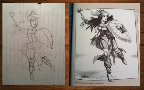 female-warrior