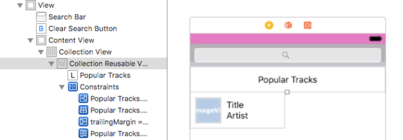How to add a Header to your UICollectionView | The Agile Warrior